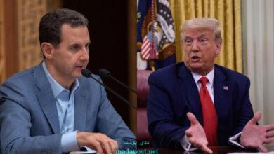 Photo of تقرير يستنتج رسائل واشنطن للأسد وحلفائه عبر قانون قيصر