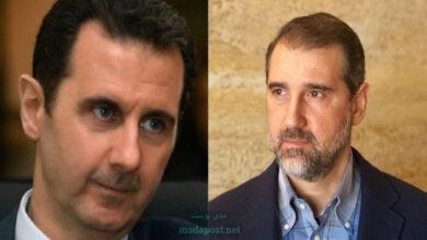 Photo of رامي مخلوف ينشر تفاصيل كتاب وجهه إلى بشار الأسد