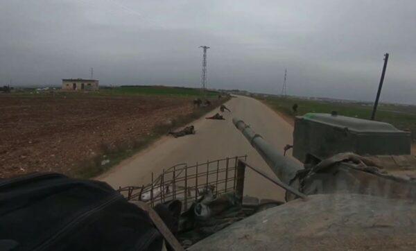 ريف حلب الغربي -- مدى بوست