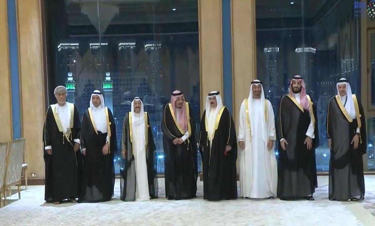 زعماء الخليج العربي - مدى بوست