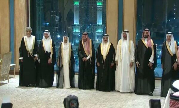 زعماء دول الخليج العربي -- مدى بوست