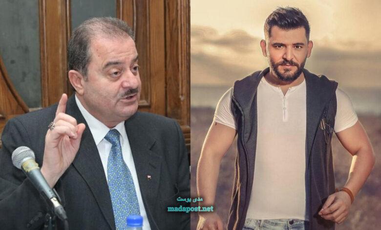 Photo of نقابة الفنانين السوريين تلمح باللجوء للقضاء بسبب منشور لـ حسام جنيد