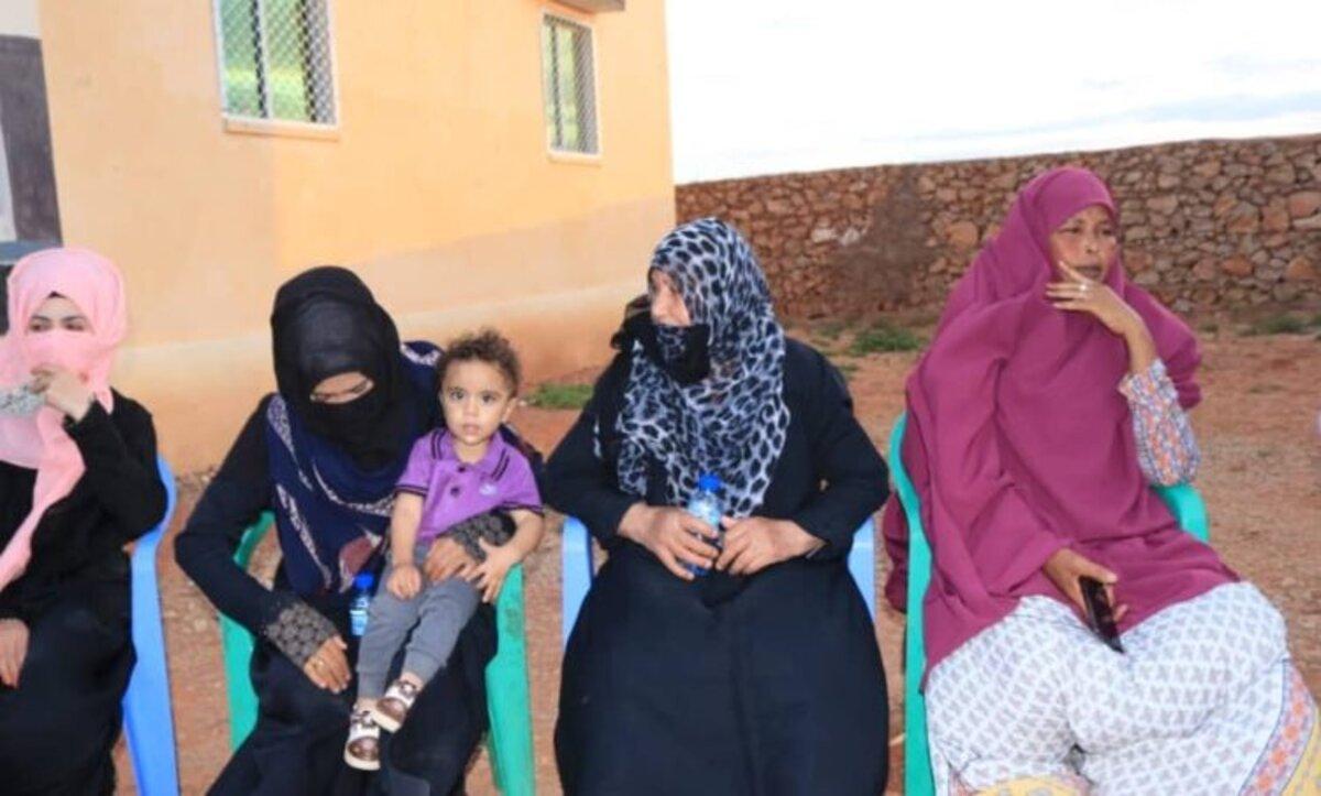سوريون في الصومال - مواقع تواصل