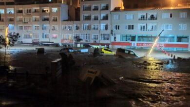 "Photo of أحداث غير مسبوقة في مدينة شمال شرق تركيا ""فيديو – صور"""