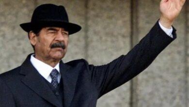 Photo of صدام حسين وأطعمته المفضلة والتي جلبها طباخه إليه في مخبئه