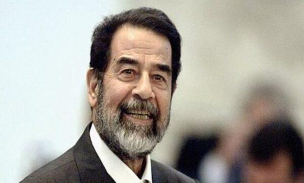 صدام حسين - وكالات