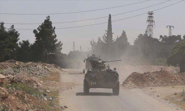 طريق إم4 في إدلب- وكالة الأناضول