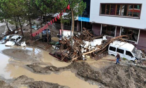 فيضانات غيرسون - وكالات