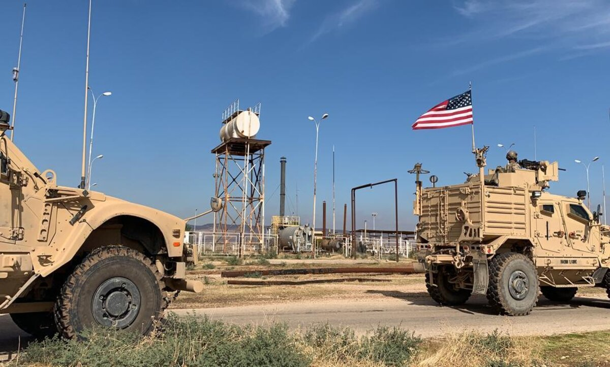 قوات أمريكية في دير الزور - وكالات