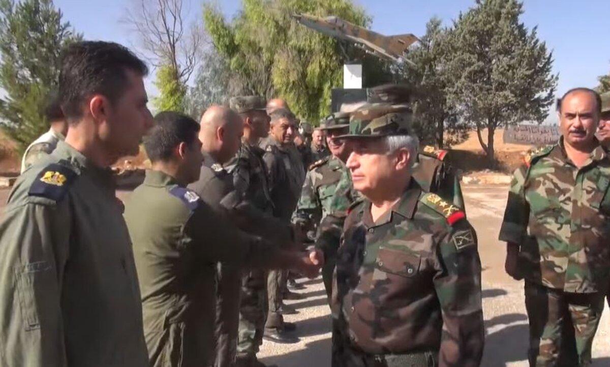 قيادات لدى نظام الأسد- مدى بوست