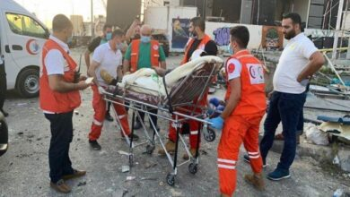 "Photo of أطباء سوريون وأتراك يساعدون أشقائهم اللبنانيين في بيروت ""فيديو"""