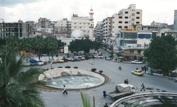 مدينة اللاذقية - أرشيف