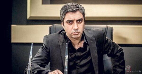 الفنان نجاتي شاشماز في شخصية مراد علمدار