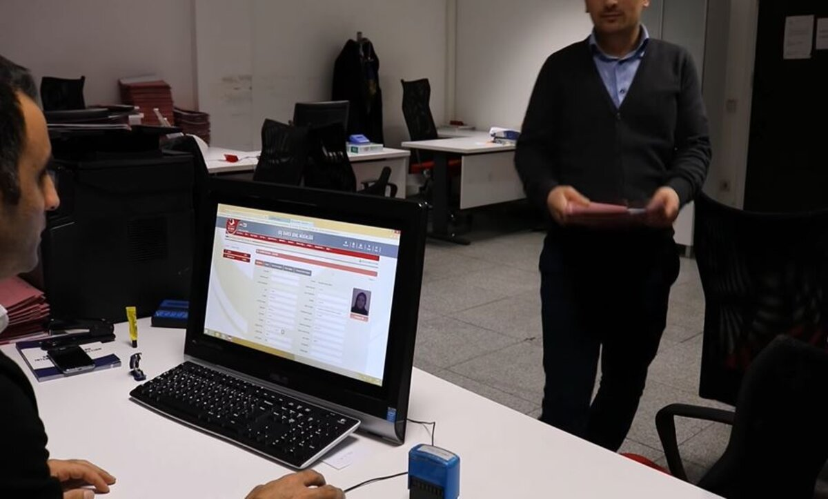 مراكز إدارة الهجرة في تركيا - مدى بوست