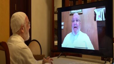 "Photo of راتب النابلسي وعمر عبد الكافي يردّان على أخبار وفاتهما ""فيديو"""