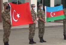 Photo of تركيا تواصل مناورات النسر المشتركة مع أذربيجان بالأراضي الأذرية (صور)