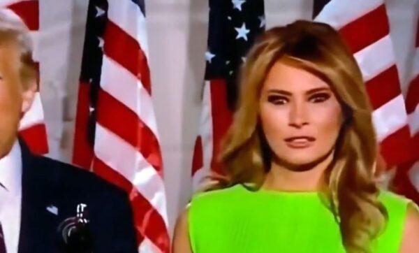 ميلانيا ترامب - وسائل إعلام أمريكية