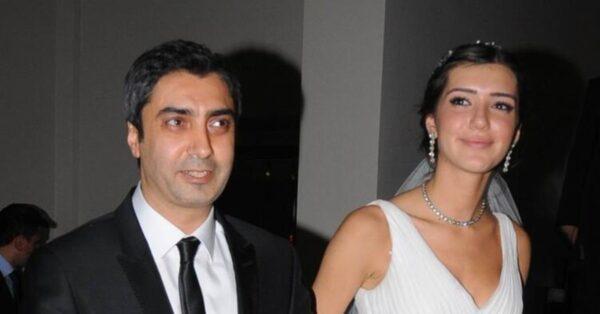 الفنان نجاتي شاشماز وزوجته ناجيهان شاشماز