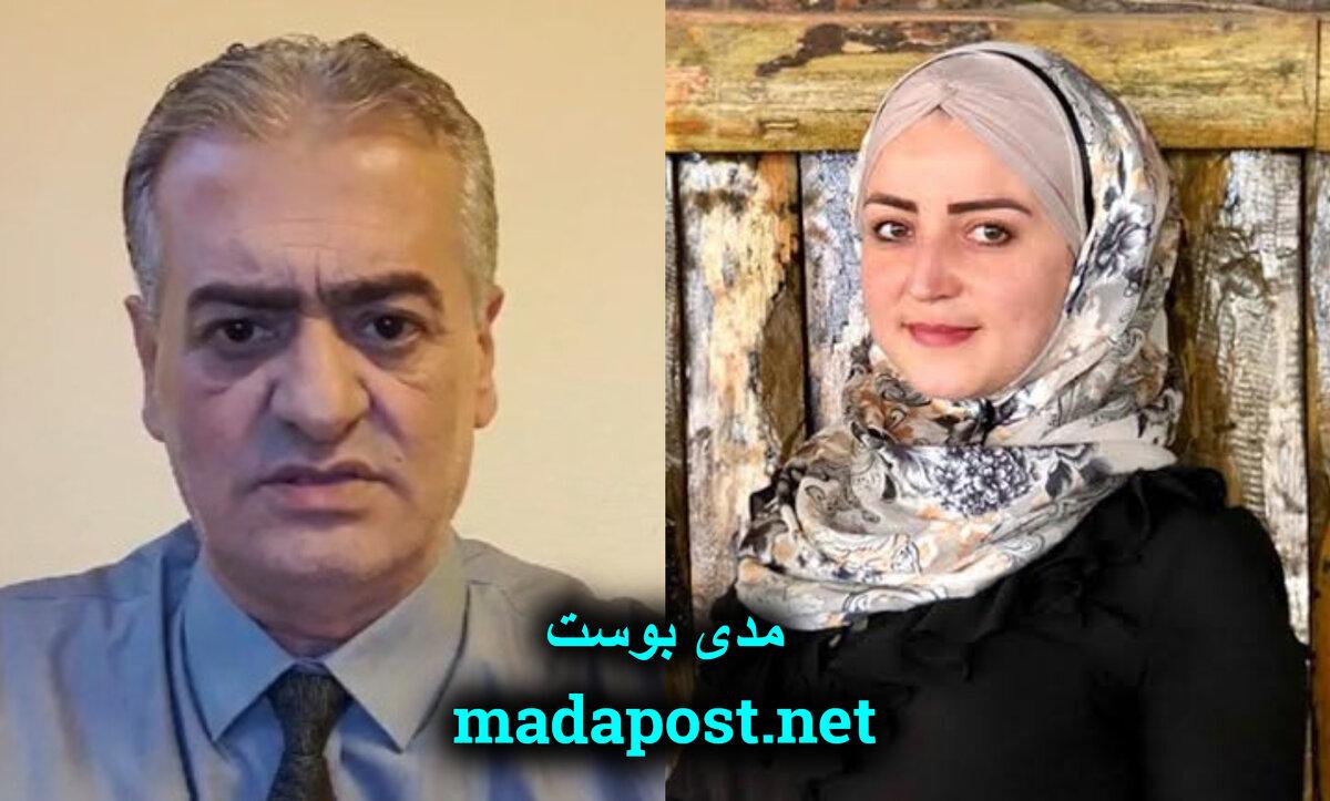 هبة عز الدين ومحمد صابر شرتح - مدى بوست