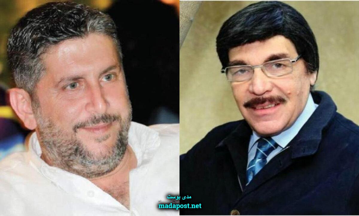 ياسر العظمة ومحمد قنوع - مدى بوست