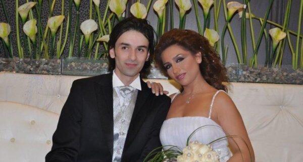 رنا شميس وزوجها