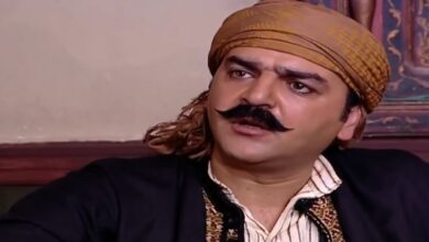 Photo of نجم باب الحارة أبو شهاب يودع صباح الأحمد الصباح ومعجبوه ينادونه (عكيد الكويت)