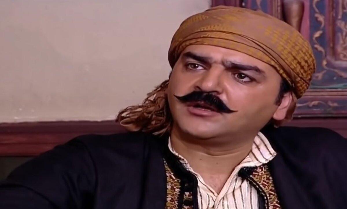 أبو شهاب - سامر المصري في مسلسل باب الحارة - مواقع التواصل