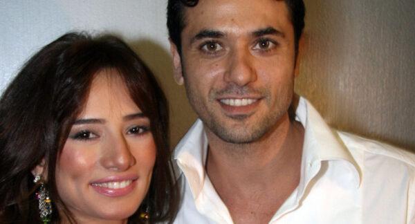 أحمد عز مع زينة