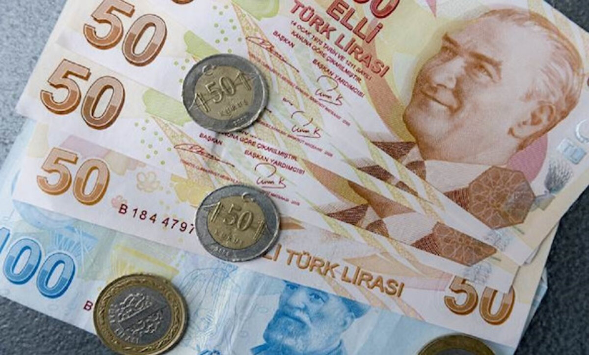 أسعار صرف العملات مقابل الليرة السورية والتركية