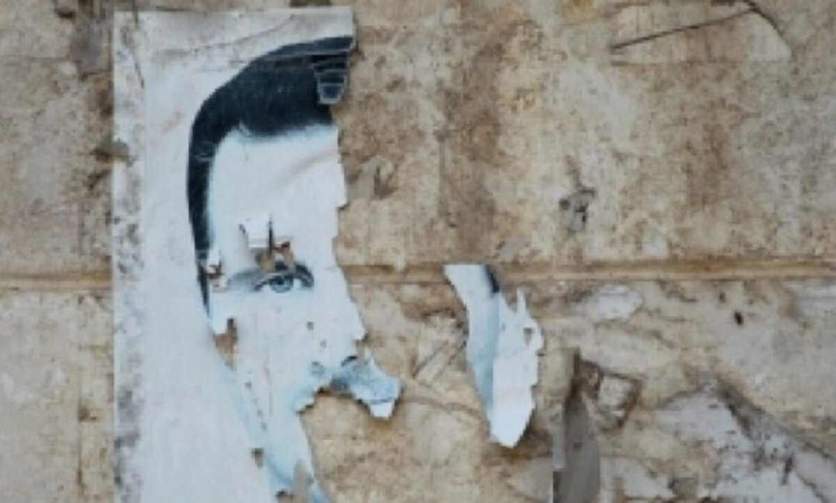 الأسد في سوريا - مواقع التواصل