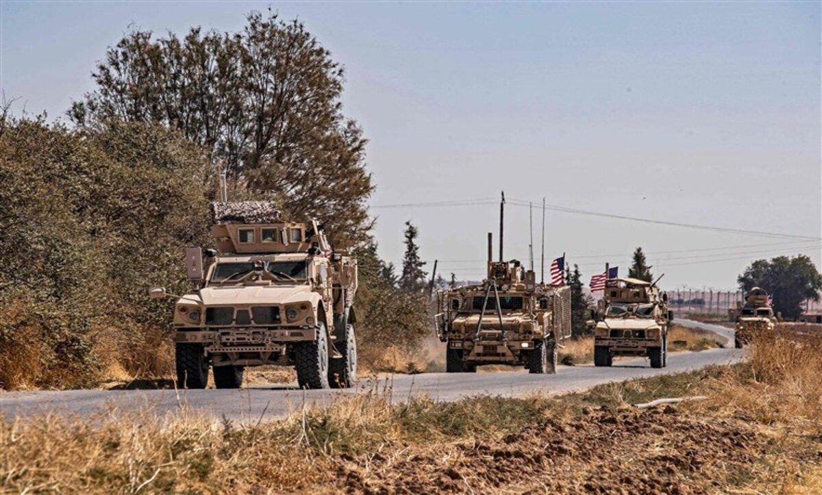 الجيش الأمريكي في سوريا -- وكالات