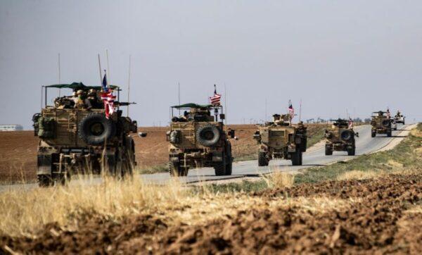 الجيش الأمريكي في سوريا - وكالات