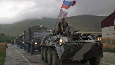 Photo of موقف محرج لجندي روسي خلال مسابقة عسكرية (فيديو)