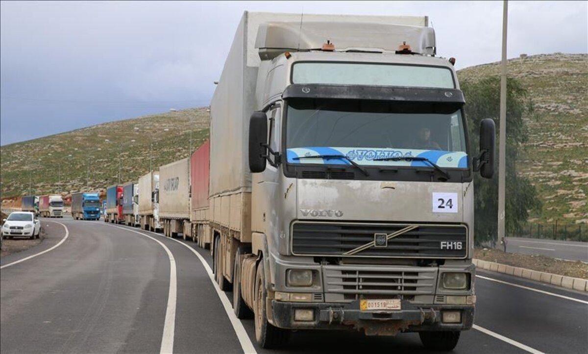الحدود السورية التركية - مواقع التواصل