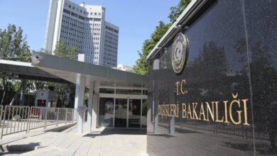 Photo of الخارجية التركية ترد على بيان للجامعة العربية: نحن وغيرنا لانأخذ قراراتها على محمل الجد