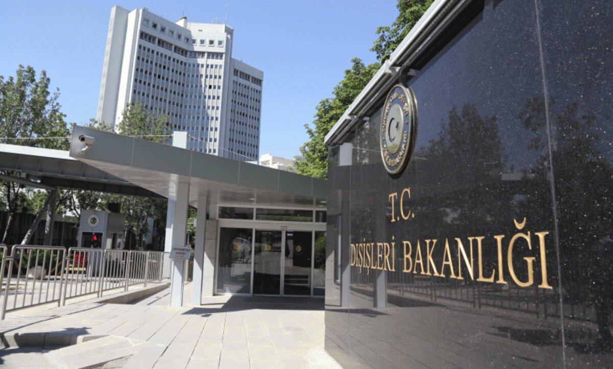 الخارجية التركية - وكالة الأناضول