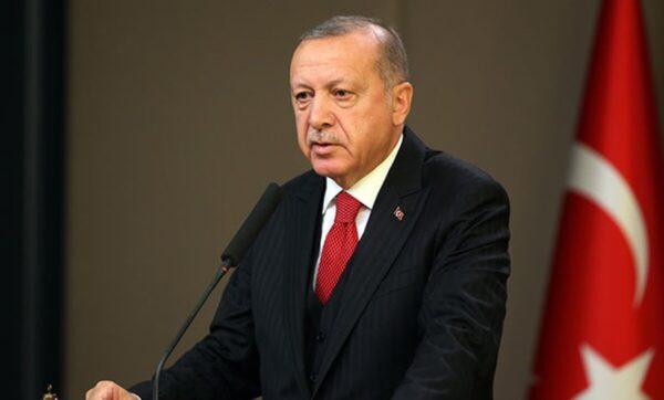 الرئيس التركي رجب طيب أردوغان -وكالات