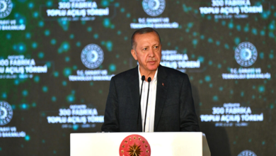 Photo of أردوغان يفتتح 300 مصنع في غازي عنتاب