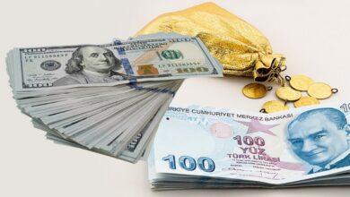 Photo of ارتفاع جديد للعملات الإثنين مقابل أسعار الليرة السورية والتركية