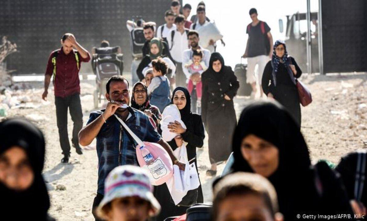 اللاجؤون حول العالم - مواقع التواصل