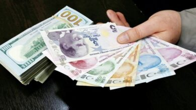 Photo of انخفاض لليرة التركية أمام الدولار وهذه أسعار العملات مقابل الليرة السورية