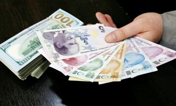 الليرة التركية مقابل الدولار - تعبيرية