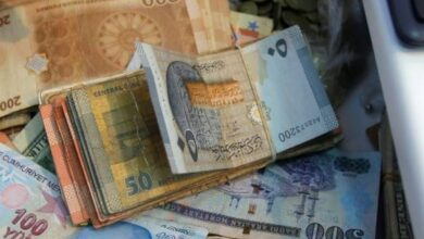 Photo of الليرة السورية والتركية..آخر تحديث لأسعار العملات والذهب