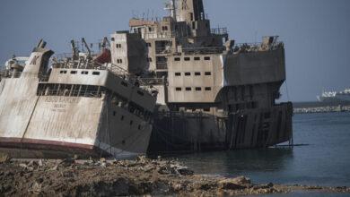 Photo of بيروت تشهد حدثاً جديداً يعيد الذكرى إلى ما جرى في المرفأ (فيديو)