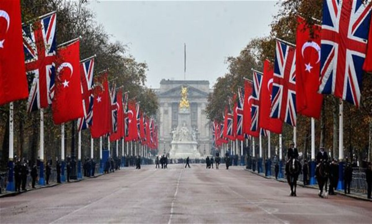 تركيا وبريطانيا - وكالات