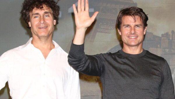 توم كروز مع المخرج دوغ ليمان