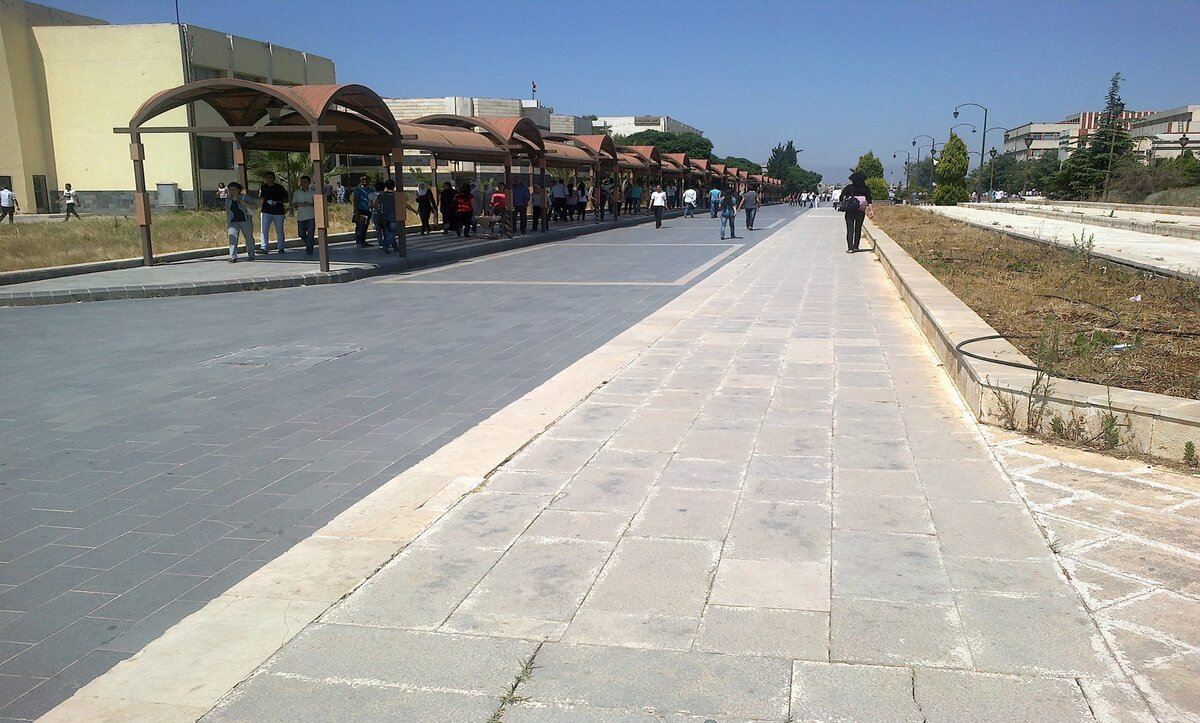 جامعة البعث في حمص - مواقع التواصل