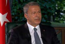 Photo of خلوصي أكار: تركيا لاتقبل بسياسة الأمر الواقع شرق المتوسط
