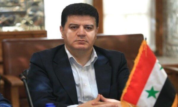 سفير الأسد لدى إيران - عدنان محمود
