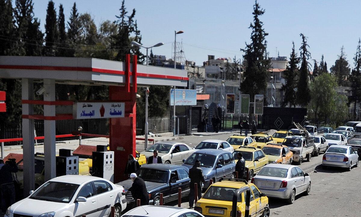 مناطق سيطرة النظام في سوريا - مواقع التواصل